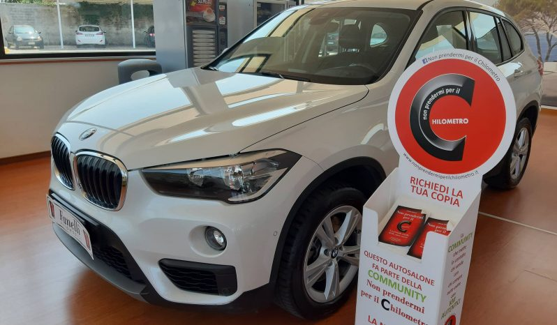 BMW X1  xDrive20d Business completo