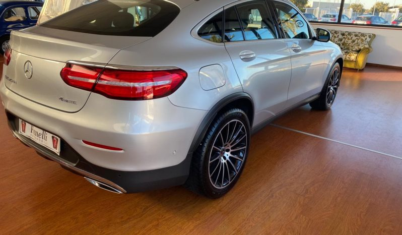 Mercedes-Benz GLC 250 d 4Matic Coupé Premium completo